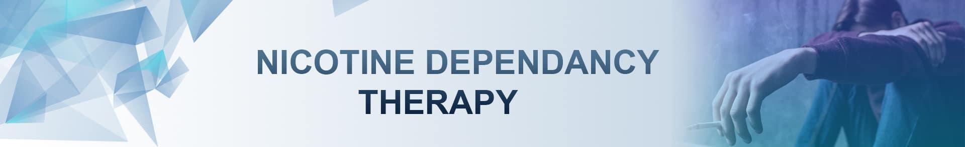 NICOTINE DEPENDANCY Treatment